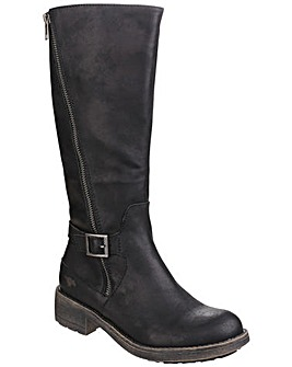 Rocket Dog Tanker Zip up Boot