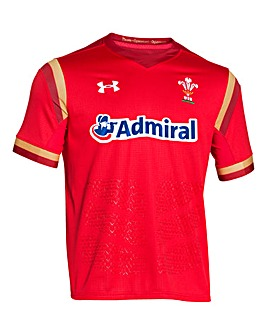 Under Armour Wales Mens Supporter Jersey