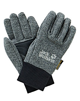 Jack Wolfskin Stormlock Knit Glove