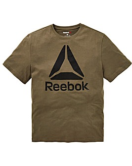 Reebok Large Logo T-Shirt