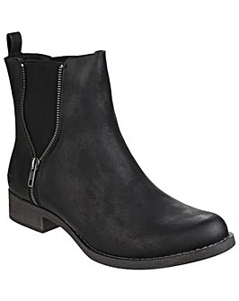 Rocket Dog Camilla Gusset Ankle Boot