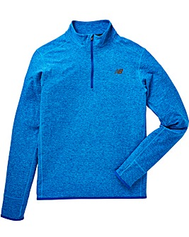 New Balance Transit 1/4 Zip Top