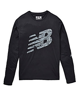 New Balance Accelerate L/S Top