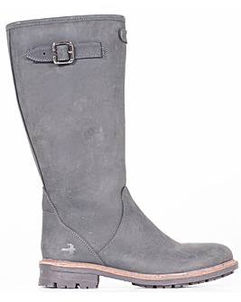 Brakeburn Tall Buckle Boot
