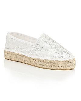 Dolcis Belva espadrille slip on shoes