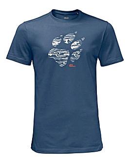 Jack Wolfskin Laguna Paw T-Shirt