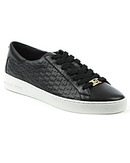 Michael Kors Embossed Lace Up Trainer