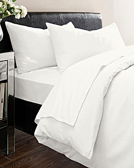 Egyptian Cotton Extra Wide Flat Sheet