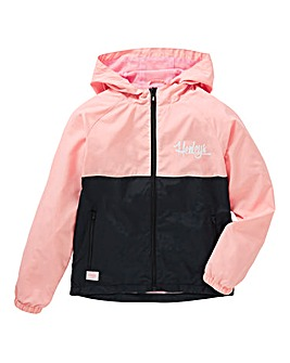 Henleys Girls Hooded Jacket