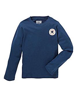 Converse Boys Long Sleeve T-Shirt