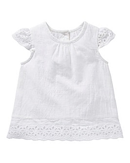KD Baby Broderie Blouse