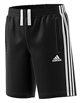 adidas Youth Boys Three Stripe Knitted S
