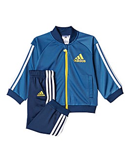 adidas Infant Boys Shiny Tracksuit