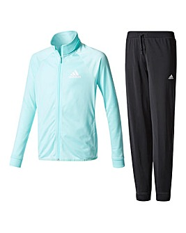 adidas Youth Girls Sports Tracksuit
