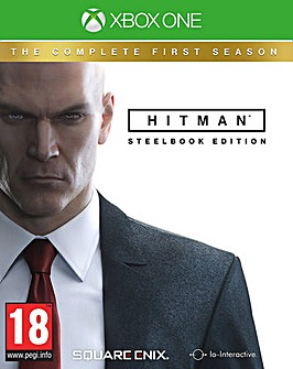 Hitman The Complete First Season XB1