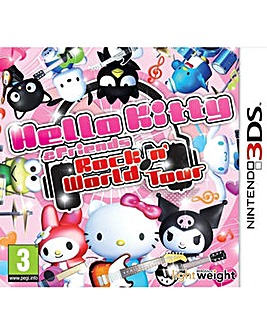 Hello Kitty and Friends Rocking World 3D