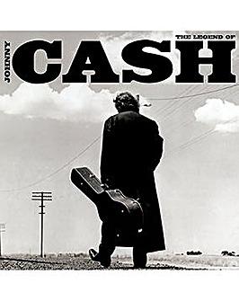 Johnny Cash The Legend Of Johnny Cash
