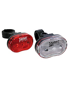 Smart LED 2F/1D Rear 3F/3D Set