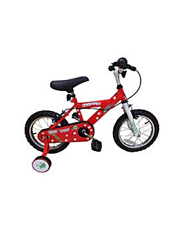 Unisex Kids Bike - 14 Inch.