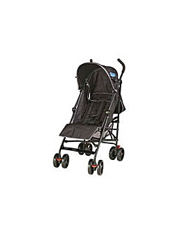Babystart Black From Birth Pushchair.