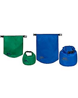 Trespass Exhilaration 2Pc Dry Bag Set