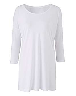 White Long Sleeved T-shirt
