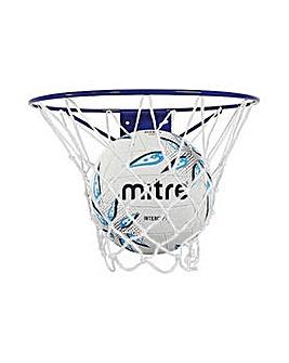 Mitre Netball Ring Set.