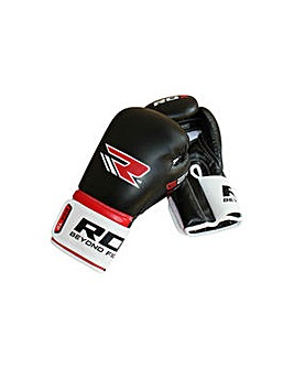 Atomic Synthetic Leather Boxing Gloves