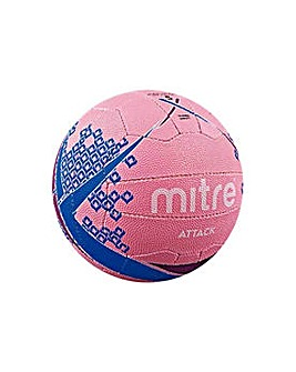 Mitre Attack Size 5 Training Netball.