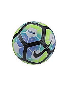 Nike Strike Premier League Football.