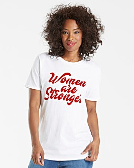 Women are Stronger T-shirt