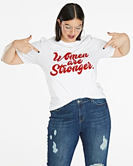 Women are Stronger T-shirt