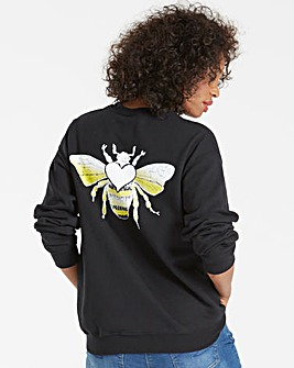Bee Charity Sweatshirt