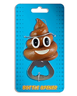 Emoti Poop Bottle Opener