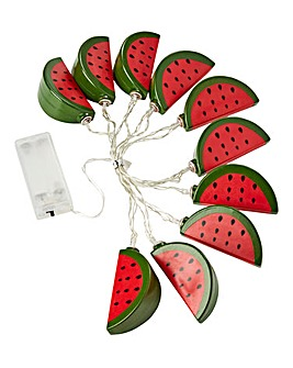 Watermelon LED String Lights