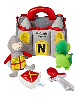Personalised Gund Little Castle Play Set