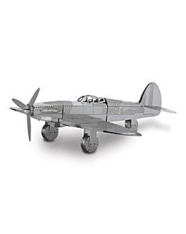 MOD Metal Puzzle Spitfire