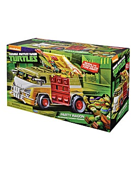Teenage Mutant Ninja Turtles Party Van