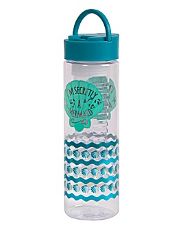 Mermaid Fruit Infuser Water Bottle