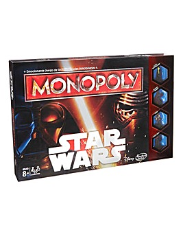 Monopoly Star Wars - The Force Awakens