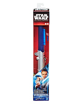 Star Wars Electronic Lightsaber Rey