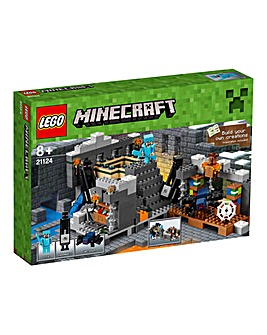 LEGO Minecraft the End Portal