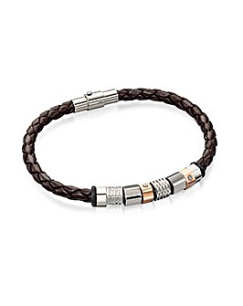 Fred Bennett Mix Bead Bracelet