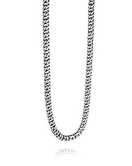 Fred Bennett Flat Steel Necklace