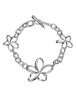 Open Petal Bracelet