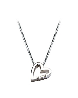 Hot Diamonds Heart Pendant
