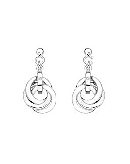 Hot Diamonds Trio Earrings