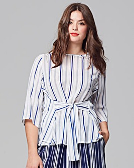 Lovedrobe Stripe Top