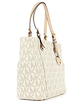 Michael Kors Beige Tote Bag