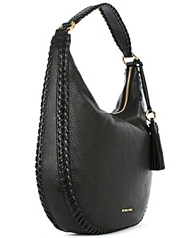 Michael Kors Black Large Shoulder Bag